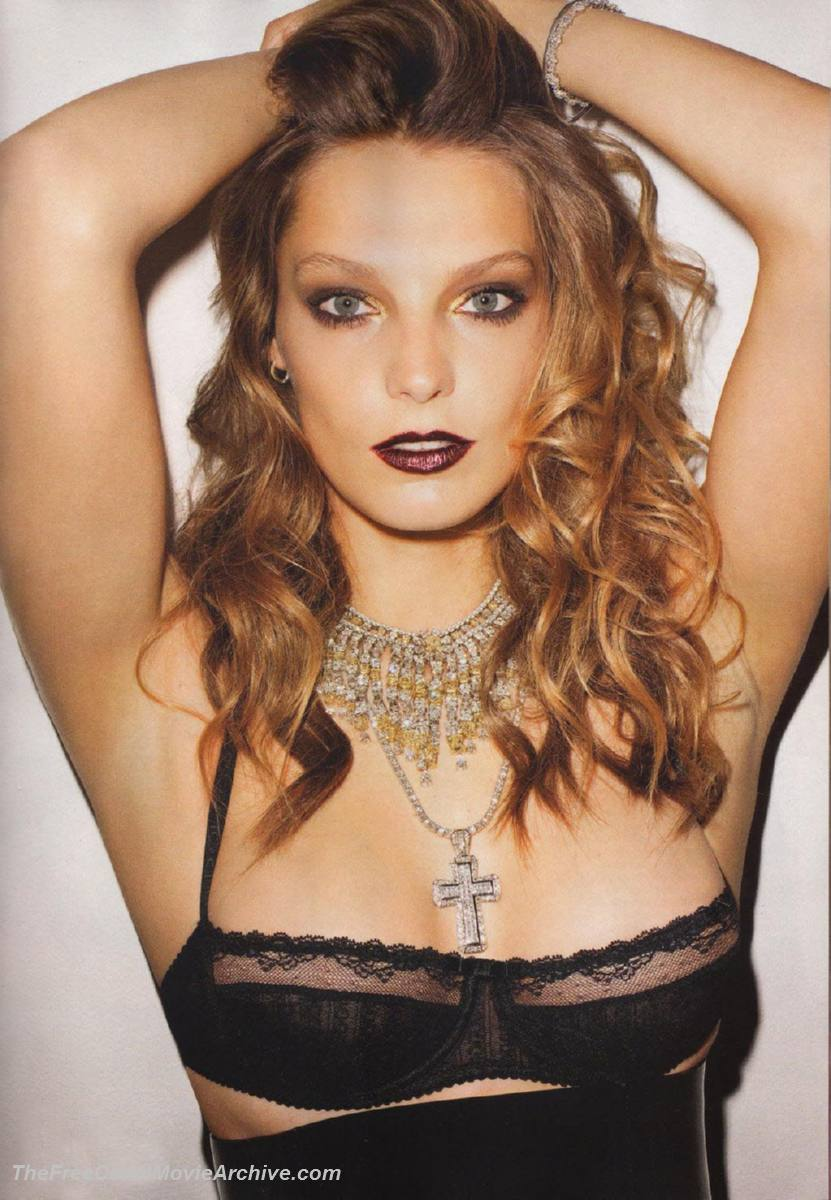 Daria Werbowy Nude Pictures