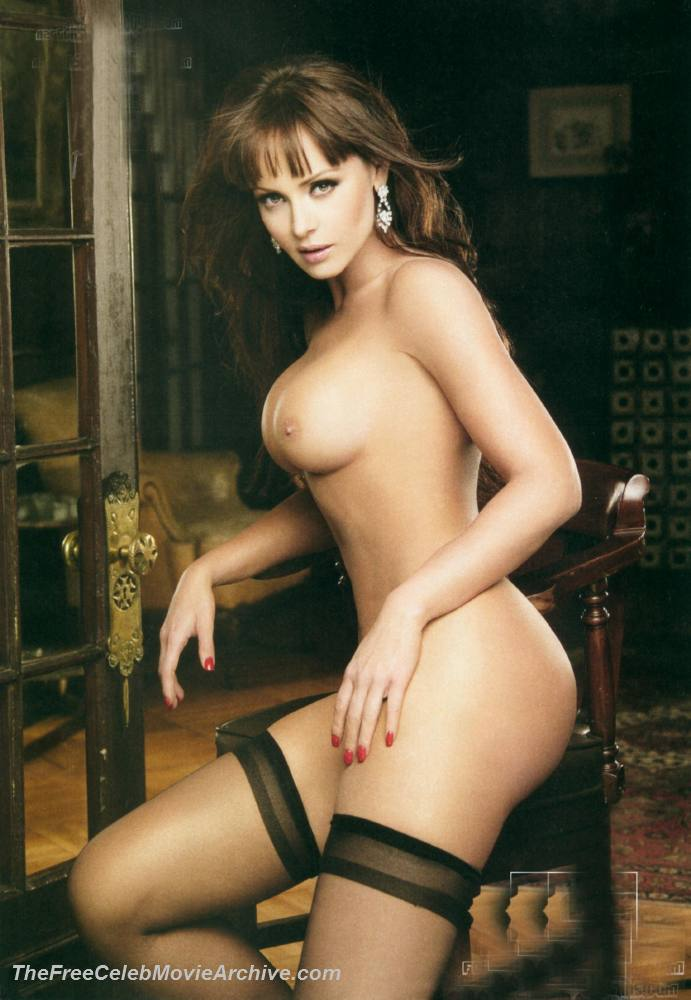 Gaby Spanic Nude Pictures