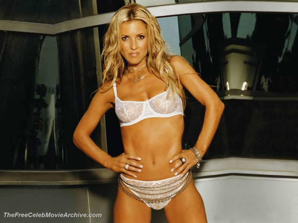 :: Largest Nude Celebrities Archive. Jillian Barberie fully naked! ::