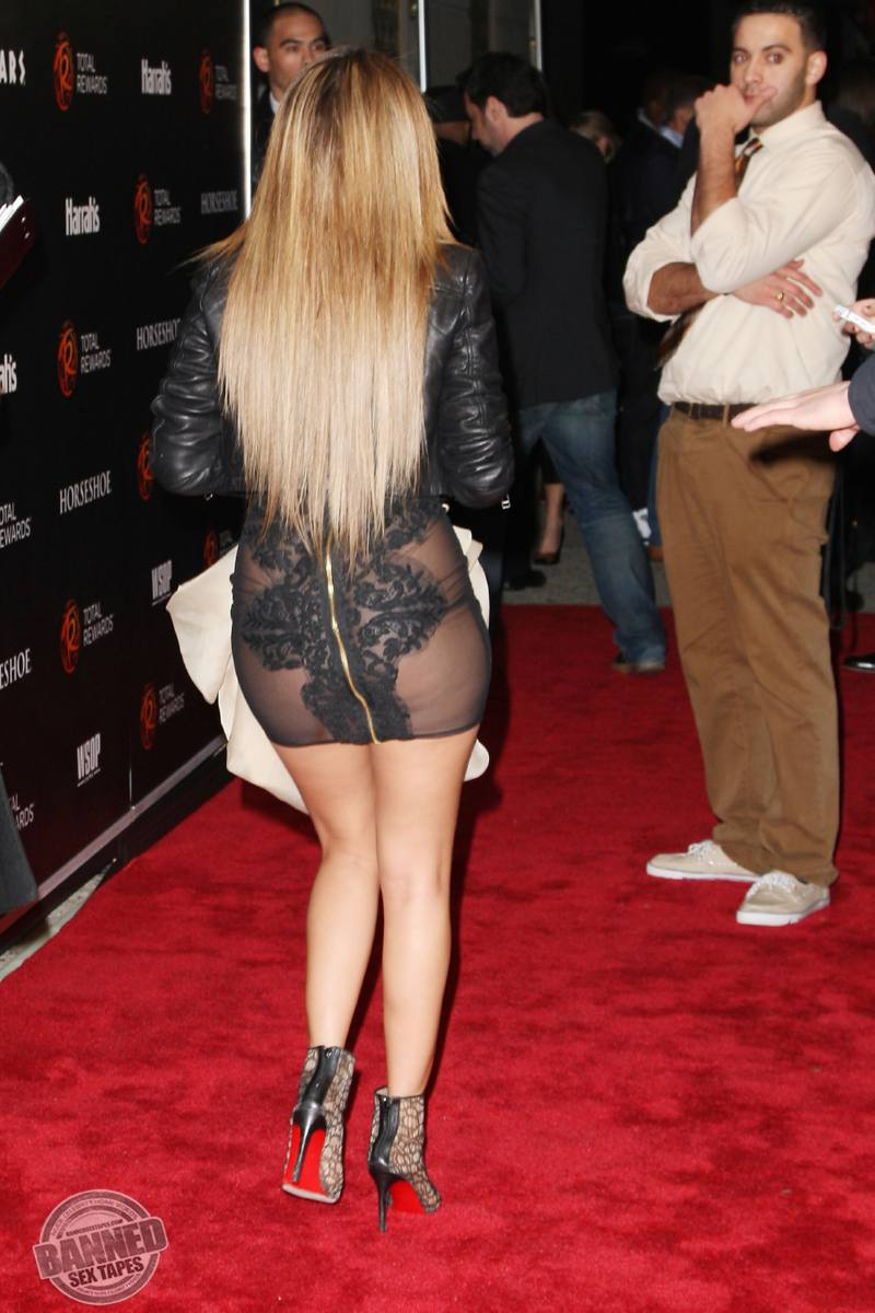 Adrienne Bailon See Through