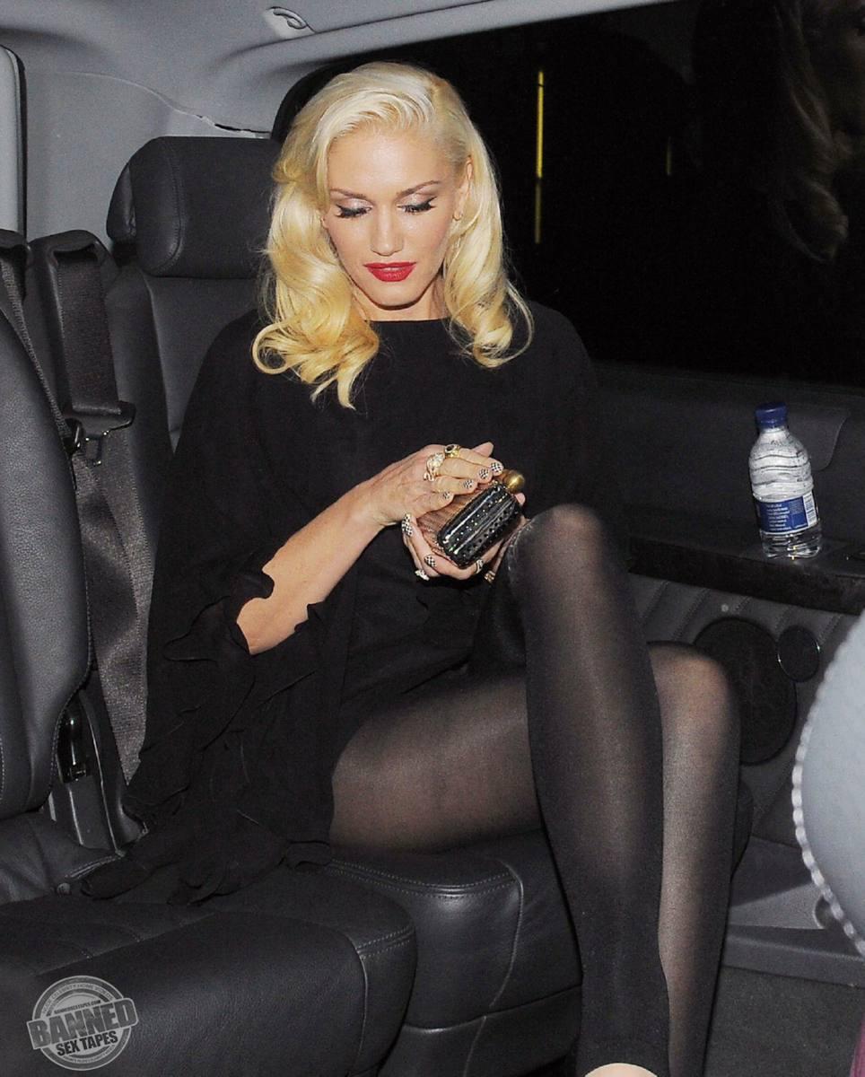 Nude heels black dress