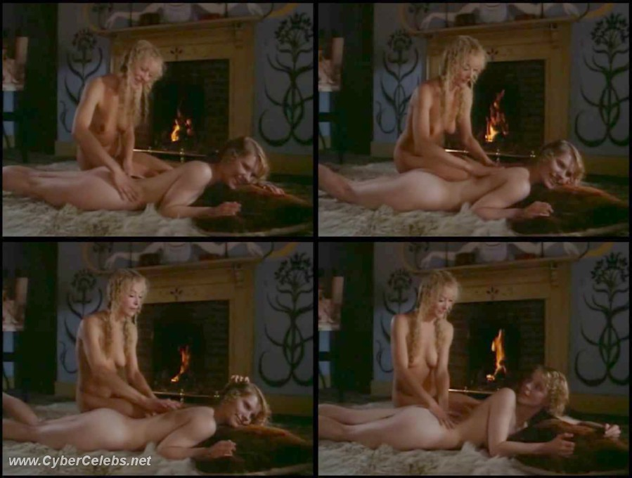 amanda donohoe nude ass pussy
