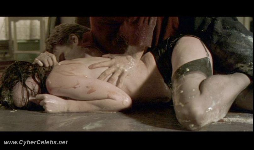 Want that emily mortimer food naked think 1+1
