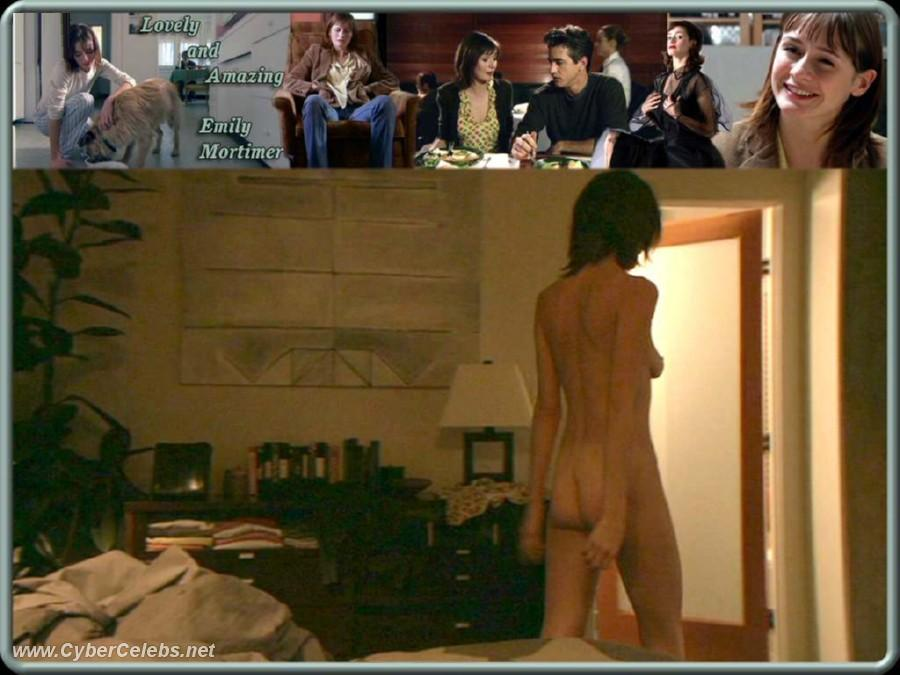 Would emily mortimer food naked beautiful