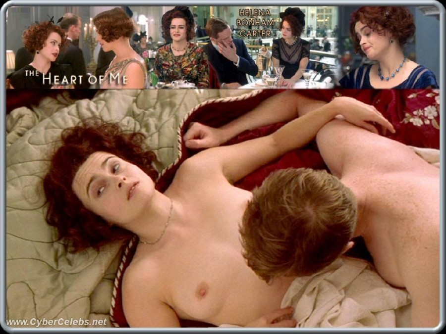 Helena Bonham Carter nackt frei
