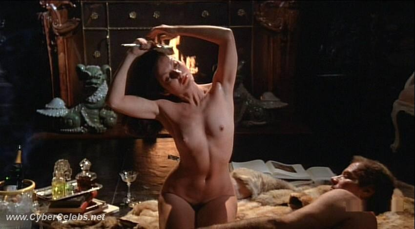 Marie france pisier nude