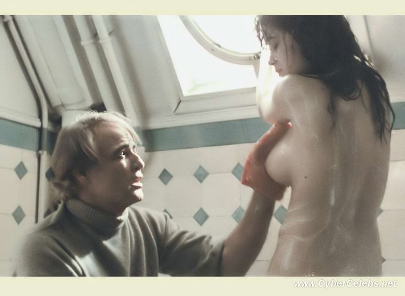 Maria schneider nude scene from last tango in paris 8