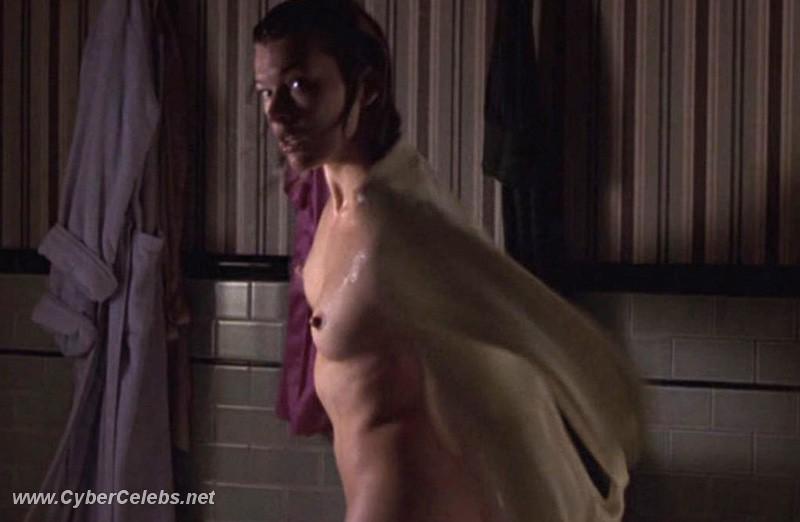 Milla Jovovich  45 Nude Sex Scene  XVIDEOSCOM