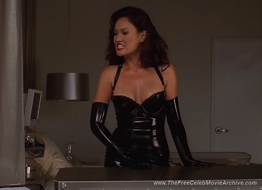 tia carrere sex tape
