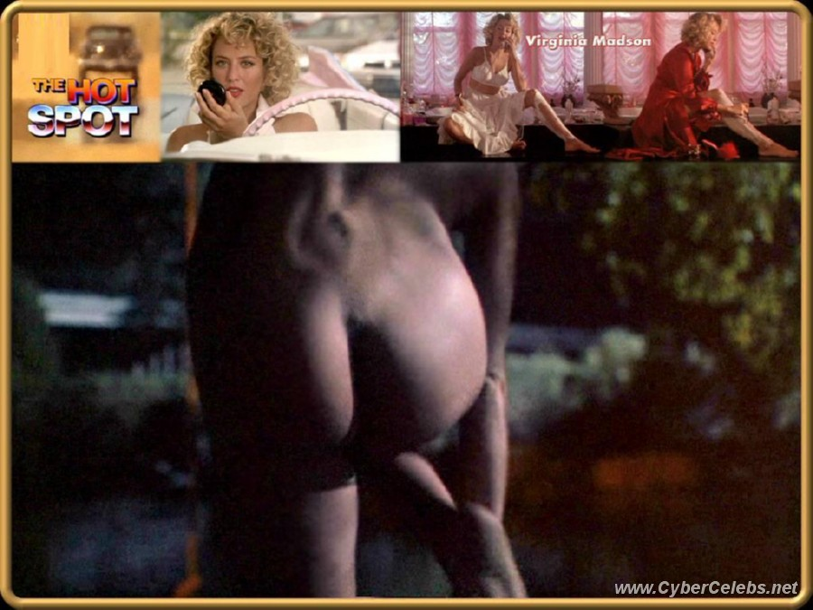 Virginia madsen nude sex in creator movie scandalplanetcom