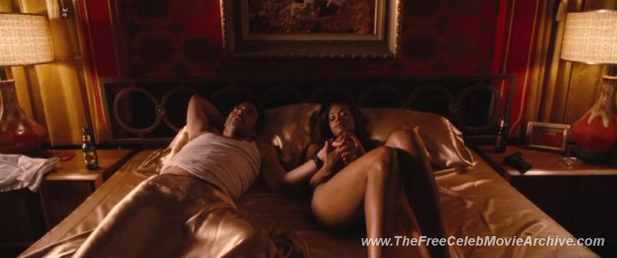 Zoe Saldana Sex Scenes 9