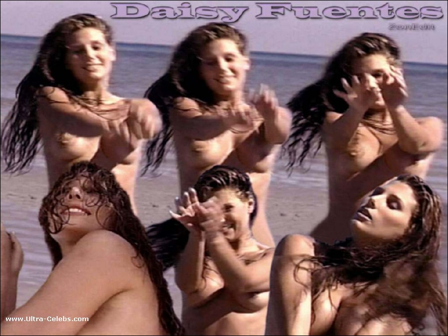 Share daisy fuentes naked and thought