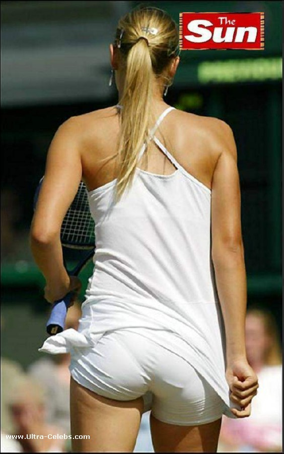 Maria sharapova hot shots