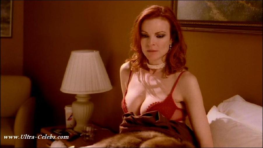 Marcia cross naked celebs