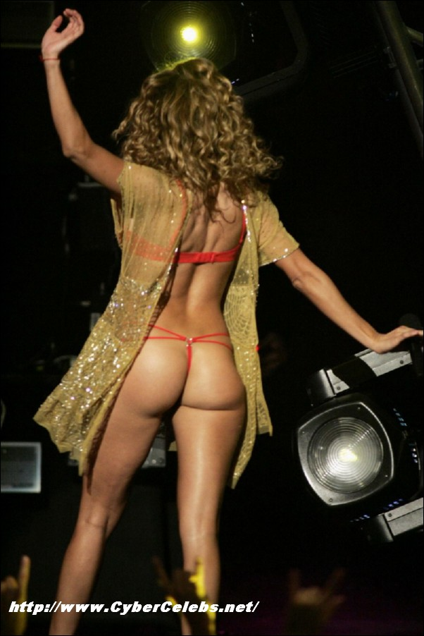 Think, that paulina rubio naked pussy ready